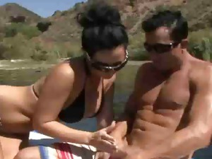 Boat sex videos. Hot sex on the boat. Girl spread herself for sailor on the boat sex videos.